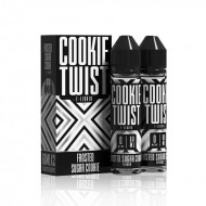 Twist E-Liquids - Frosted Amber - Frosted Cookie S...