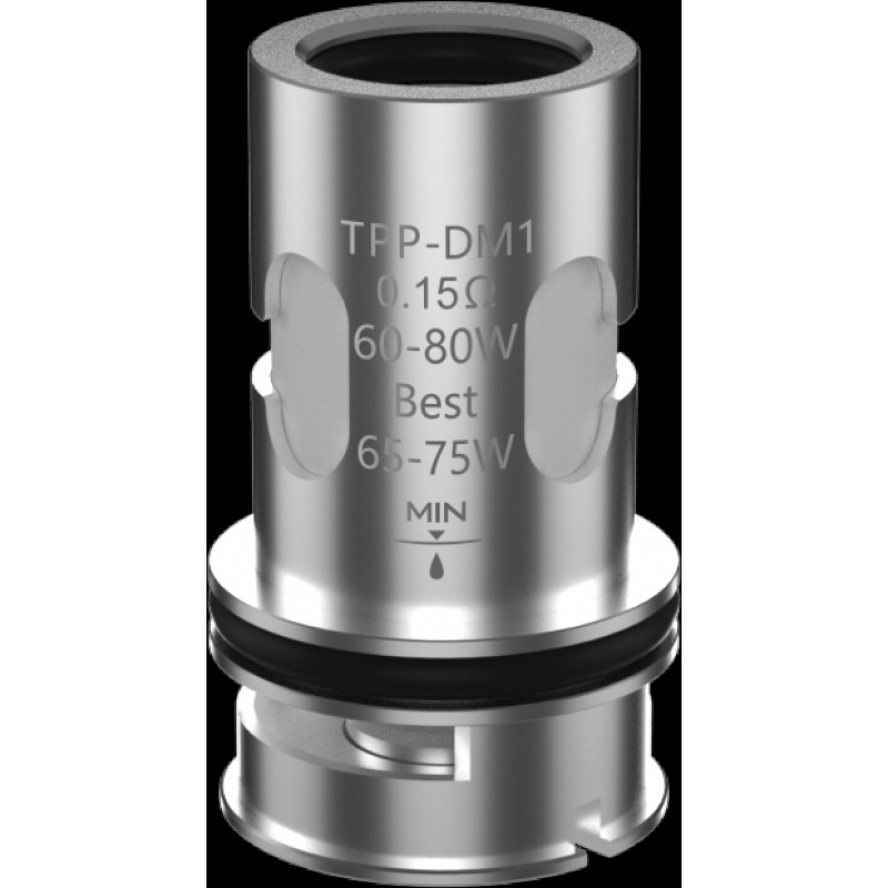 Voopoo TPP Replacement Coils for Drag 3 Kit (3Pcs/...
