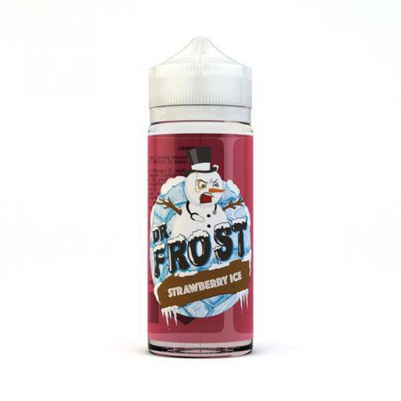Dr Frost - Strawberry Ice - 100ml